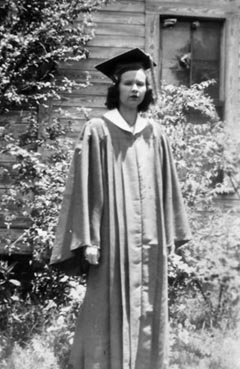Alice in Cap and Gown - 1943